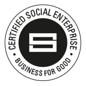 Certified as Social Enterprise